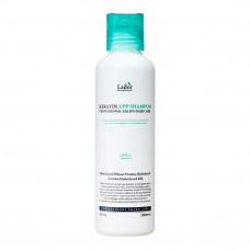 Бессульфатный шампунь с кератином   Keratin LPP Shampoo   150ml    La'dor