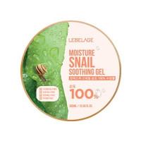 LEBELAGE Гель с улиточным муцином Moisture Snail 100% Soothing Gel