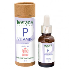 Сыворотка для лица   ВИТАМИН P   30ml Levrana