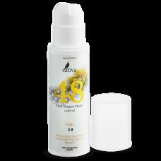 Крем-маска для волос   №48   восстанавливающая  150 ml Sativa